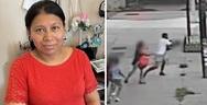 Μητέρα σώζει τον 5χρονο γιο της από τα χέρια επίδοξου απαγωγέα (video)