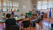 Δήμος Ερυμάνθου: Σύσκεψη για τους εμβολιασμούς κατά του κορωνοϊού