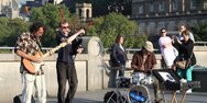 Η μουσική βοήθησε τους Βρετανούς να αντέξουν την πίεση του lockdown