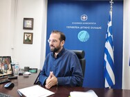 Ν. Φαρμάκης: 'Η προσπάθεια για την πρόληψη και αντιμετώπιση των πυρκαγιών είναι διαρκής'