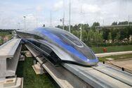 H Κίνα παρουσιάζει το ταχύτερο τρένο του κόσμου