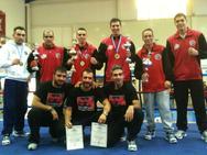 Η Πάτρα συνέχισε την παράδοση στην πυγμαχία:  Δέκα μετάλλια ο απολογισμός, τέσσερα χρυσά!