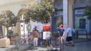 Πάτρα: Μουσικό χρώμα στο κέντρο για την τόνωση της αγοράς