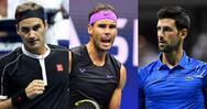 Οι Big-3 επιστρέφουν στο US Open για το 21ο τους Grand Slam