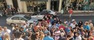 Πάτρα: Ένταση έξω από τα δικαστήρια με τους συμβασιούχους του δήμου