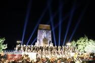 Μια μοναδική επετειακή εκδήλωση για τον εορτασμό των 200 ετών από την Επανάσταση του 1821 πραγματοποιήθηκε στα Καλάβρυτα (pics)