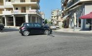 Αγρίνιο: Σφοδρή σύγκρουση οχημάτων στα Τρία Φανάρια