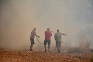 Πάτρα - Φωτιά: O Δήμος καλεί τους πληγέντες για παροχή βοήθειας, φιλοξενίας και υποβολή αιτήσεων