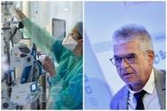 Κορωνοϊός - Γώγος: Aυξημένη πίεση στο Σύστημα Υγείας, στις κλινικές και όχι στις ΜΕΘ των νοσοκομείων