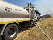 Το ΚΚΕ Αχαϊας για τις φωτιές σε Ελεκίστρα, Νέο Σούλι, Ριγανόκαμπο και Δροσιά