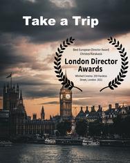Βραβείο Καλύτερης σκηνοθεσίας για την ταινία ντοκιμαντέρ Take a Trip