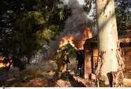 Μητροπολίτης Πατρών για φωτιές: 'Είμαστε κοντά στους αδελφούς μας που υπέστησαν καταστροφές'