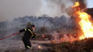 Πολύ υψηλός κίνδυνος πυρκαγιάς την Δευτέρα - Δείτε σε ποιες περιοχές