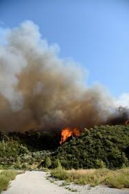 Μεγάλος κίνδυνος εκδήλωσης πυρκαγιάς για σήμερα στην Πάτρα