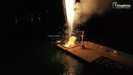 Χίος - Φαντασμαγορική εκδήλωση στη μνήμη του πυρπολητή Κωνσταντίνου Κανάρη (pics+video)