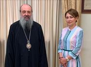 Αλεξοπούλου - Δήλωση για την περιπέτεια της υγείας του Σεβασμιοτάτου Μητροπολίτου Πατρών κ.κ. Χρυσοστόμου