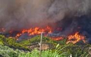 Φωτιά στην Ηλεία - Κυκλοφοριακές ρυθμίσεις ανακοινώθηκαν από τις Αρχές