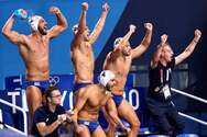 Πανηγυρίζει και η Πάτρα για την Εθνική ομάδα του πόλο - Ο Πατρινός Κολόμβος