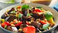 Συνταγή για σισιλιάνικη σαλάτα καπονάτα