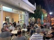 Το Συντονιστικό της ΟΜ ΣΥΡΙΖΑ Προοδευτική Συμμαχία Δυτικής Αχαΐας για την περιοδεία σε περιοχές της Ωλενίας