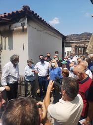 Φώφη Γεννηματά από Ηλεία: 'Δεν θα αφήσουμε να ερημώσει η ελληνική περιφέρεια' (φωτο+video)