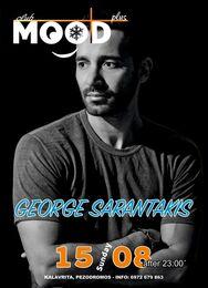 George Sarantakis at Mood Plus
