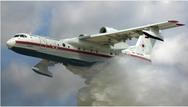Tουρκία: Συνετρίβη ρωσικό πυροσβεστικό αεροπλάνο που επιχειρούσε στις φωτιές