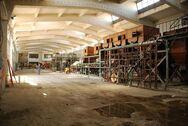 Πάτρα: Σε τρεις λειτουργικές ενότητες ο πολυχώρος στις πρώην αποθήκες του ΑΣΟ