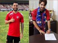 Παναχαϊκή: Δύο έμπειροι παίκτες ντύνονται ξανά στα «κοκκινόμαυρα»