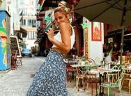 Ρομαντικό δείπνο στη Νάπολη για Μαίρη Συνατσάκη και Ίαν Στρατή