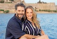 Αλέξανδρος Μπουρδούμης: Η οικογενειακή φωτογραφία που έκανε το Instagram να «λιώσει»