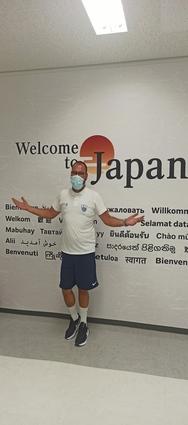 Γρηγόρης Κοντοδήμος: Eίμαι χαρούμενος που συμμετέχω σε μια Ολυμπιάδα