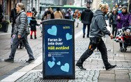 Κορωνοϊός - Σουηδία: Αύξηση του ρυθμού νέων κρουσμάτων