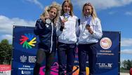 Δεύτερη στον κόσμο η Πατρινή αθλήτρια Νικολέττα Χιώνη  - Μεγάλη επιτυχία (φωτο)