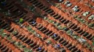 Κορωνοϊός: Οι θάνατοι στη Βραζιλία ξεπέρασαν το ορόσημο των 580.000 και στο Μεξικό πλησιάζουν τις 260.000