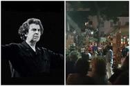 Πάτρα - Μια όμορφη μουσική βραδιά στα Ψηλαλώνια για τον Μίκη Θεοδωράκη (φωτο+video)
