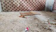 Πάτρα: Κτίριο ερείπιο στη συνοικία της Αγίας Αικατερίνης έχει γίνει γιάφκα χρηστών