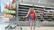 Βρετανία: Άδεια ράφια και ελλείψεις προϊόντων στα σούπερ μάρκετ λόγω Covid και Brexit (φωτο)
