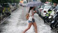 Έκτακτο δελτίο επιδείνωσης καιρού: Ισχυρές βροχές και καταιγίδες - Πού θα είναι έντονα τα φαινόμενα