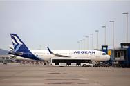 Aegean: Μετέφερε πάνω από 2,3 εκατ. επιβάτες