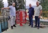 Τοποθετήθηκαν οι «Ξεχωριστές» Συσκευές Συλλογής Πλαστικών Καπακιών στο Δήμο Ναυπακτίας (φωτο)
