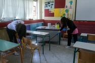 Τουλάχιστον 200 καθαρίστριες συνολικά για τις ανάγκες των σχολείων της Πάτρας