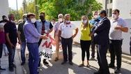 Πάτρα: Ο Δήμαρχος στο πλευρό των πυρόπληκτων, στην κινητοποίηση τους στην αποκεντρωμένη και την ΠΔΕ