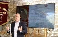 Ο Πρόεδρος του Π. Σ. Δυτ. Ελλάδας, Τάκης Παπαδόπουλος, στα «Οινοξένεια» και στην Ι. Μ. Μακελλαριάς