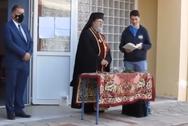 Επεισοδιακός αγιασμός με κληρικό σε σχολείο στο Αμύνταιο (βίντεο)