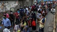 Ινδία-κορωνοϊός: 27.176 νέα κρούσματα μόλυνσης