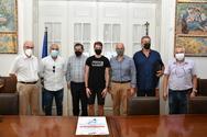 Πελετίδης για Run Greece: 'Πάμε για τα οκτώ χρόνια πλέον του κορυφαίου δρομικού γεγονότος της χώρας'