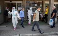 Σερβία: Δεκαπλασιάστηκαν τα νέα κρούσματα κορωνοϊού