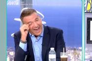 'Πνίγηκε' από τα γέλια ο Γιώργος Λιάγκας με το The Bachelor (video)