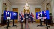 ΑUKUS: Άνω κάτω με το σύμφωνο ΗΠΑ-Βρετανίας-Αυστραλίας